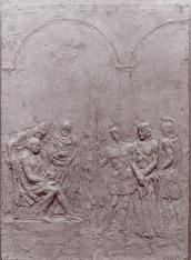 Gesù è condotto davanti a Pilato